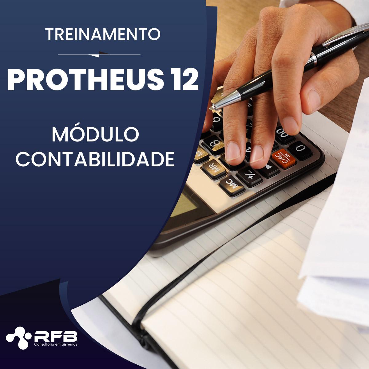 Treinamento Totvs Protheus 12 – Novo Módulo Contabilidade
