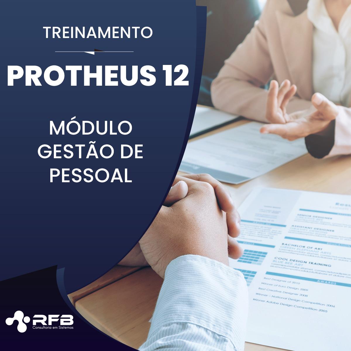 Treinamento Totvs Protheus 12 – Gestão De Pessoal
