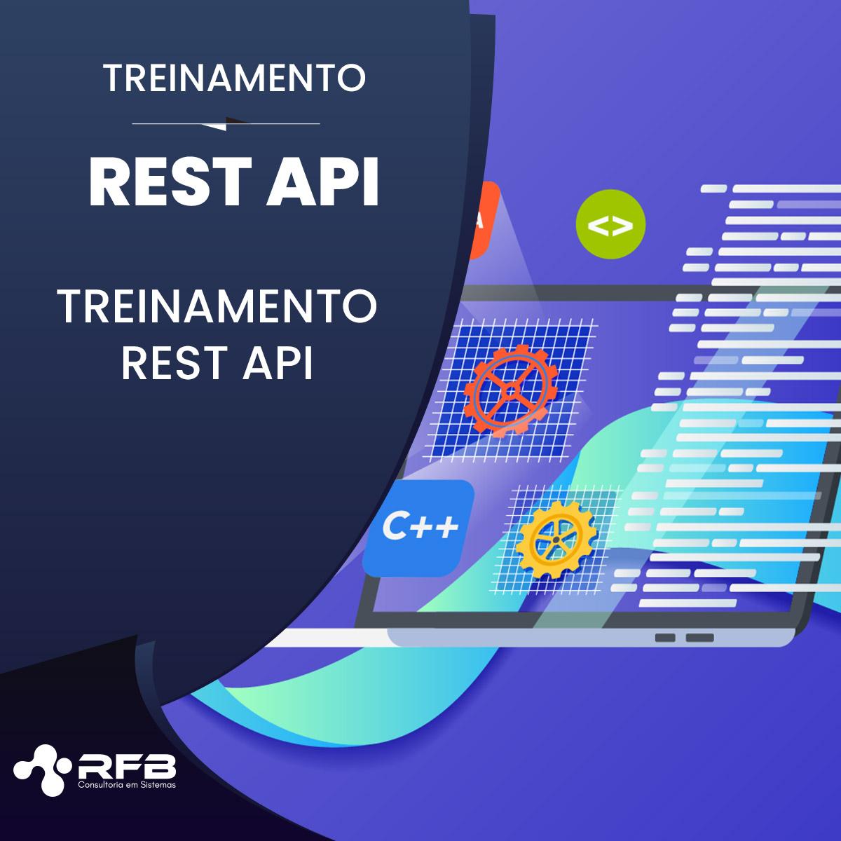 NOVO TREINAMENTO PROGRAMAÇÃO REST-API